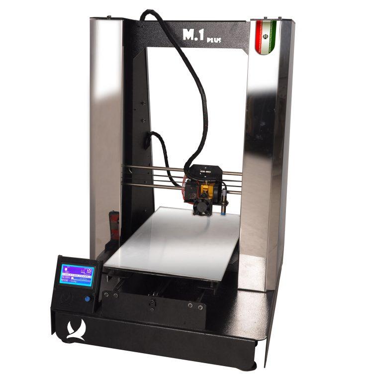 پرینتر سه بعدی مدل M1 PLUS