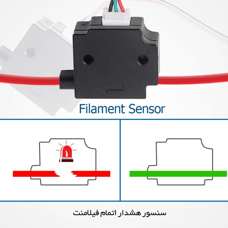 پرینتر سه بعدی مدل M230 Pro