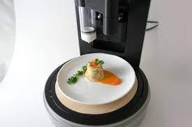 چاپ غذا با پرینتر سه بعدی