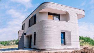 ساختمان های سه بعدی
