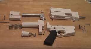 ساخت اسلحه با پرینتر سه بعدی