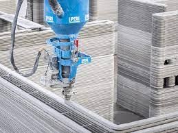 کاربرد پرینتر سه بعدی در ساختمان سازی
